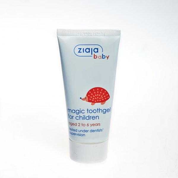 Toothpaste magic for children - 50 ml