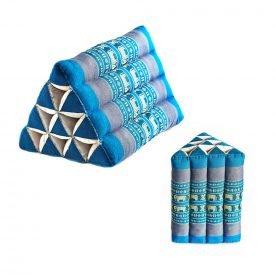 Pad Thai Triangular - 2 sizes - embroidered ethnic colors