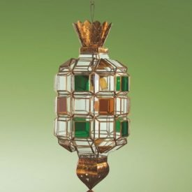Antique Lantern model Chauchina - Granada Andalusian series – various finishes