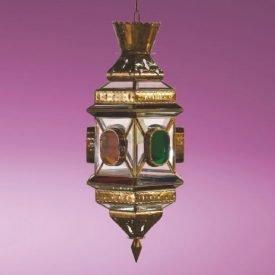 Antique Lantern model Cordoba - series Andalusí grenadine - several finishes