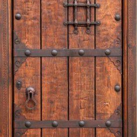 Moorish Alcazaba - apartment - door inspired Alhambra
