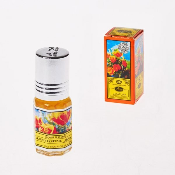 Perfume - BAKHOUR without Alcohol - 3 ml