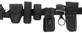 Belt police - security - 12 compartments