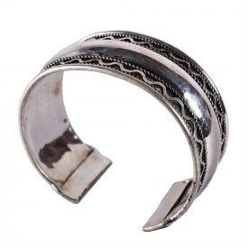 Plated Bangle spiral - NOVELTY