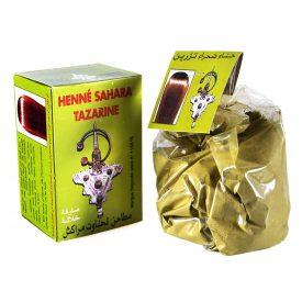 Henna Natural - Sahara - for hair - great quality - Natural - Tararine 80 g