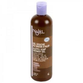 Gel in shower from SOAP of Aleppo - NAJEL - Jasmine - ECO - 500 ml