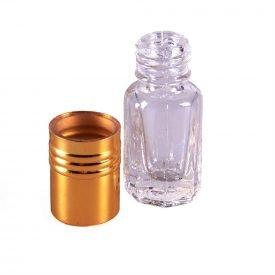 Decorative glass - roll-on - 3 ml - Golden-headed
