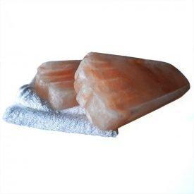 Blocks Himalayan salt - forming ft - anti-poisoning - relaxing - 29 cm