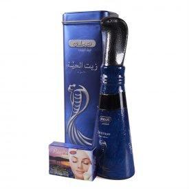 Snake oil - HEMANI - care capillary - 250 g - includes gift SOAP