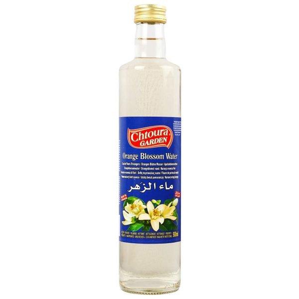Orange Blossom Water - Glass Bottle - CHTOURA