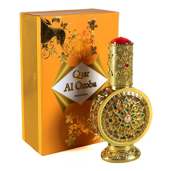 Perfume body - Qasr Al - Oroba - Moorish Castle - 30 ml