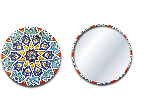 Mirror format bag - design Andalusi - several models - 5'5 cm