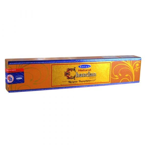 Incense - Chandan - Satya Natural - new range of smells - novelty