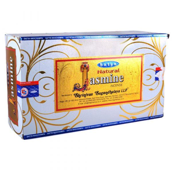 Incense - Jasmine - Satya Natural - new range of smells - novelty