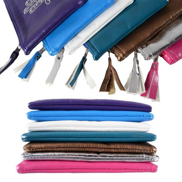 Game multipurpose 3 portfolios - hand of Fatima - purse - bag - various colors