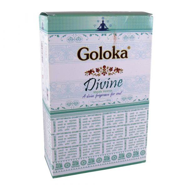 Goloka incense Divine - 15 gr - first quality