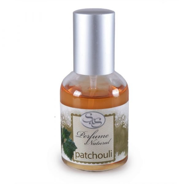 Patchouli - Natural Perfume - S & S - 50 ml