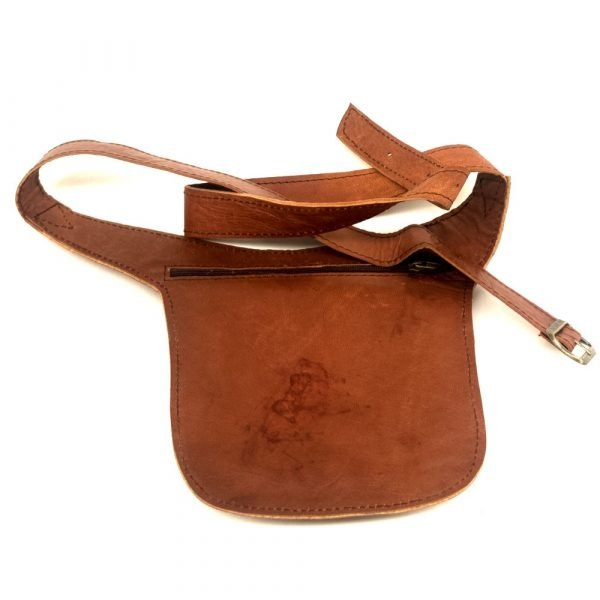 Artisan Fanny Pack - 100% Leather - Great Quality - Asli Design