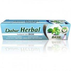 Dentifrice Ayurvedic Medicinal extract with Basil - 100 ml - DABUR