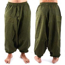 Harem man - cotton - one size - 1 Pocket - various colors
