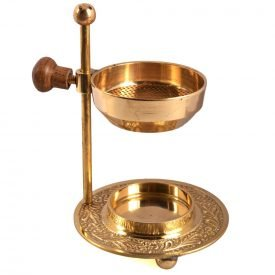 Bronze Censer - Floral decorations - Model Trevol