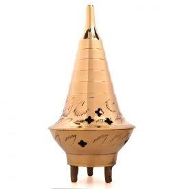 Censer Bronze Censer - Model BABEL - 14 cm