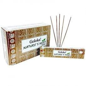 Goloka Nature's Nest - Incense Sticks - 15 gr