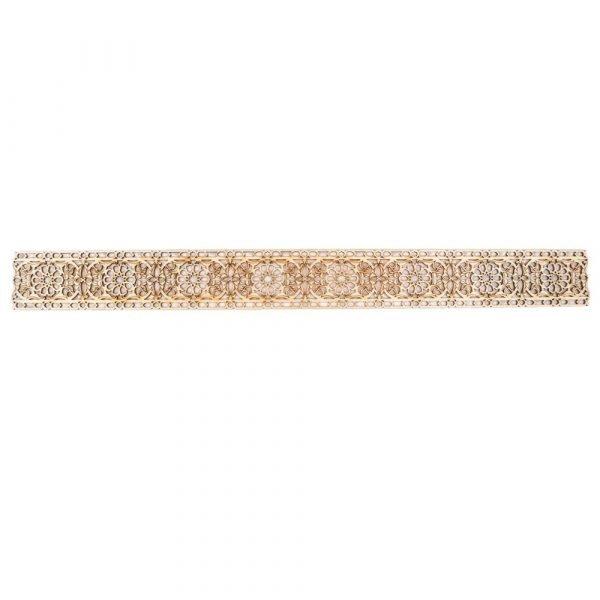 Arabic Openwork Celosia - Wood Laser Cut - Model 14 - 50 cm