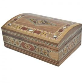 Taracea Box Syria Baul- Star Decoration - 12 cm