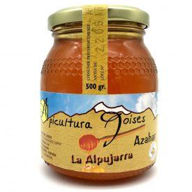 Azahar Honey from the Alpujarra - Natural Energy Source