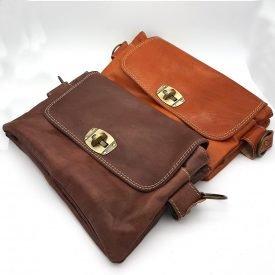 Leather Handbag for Women - 100% Leather - DELUXE - WAAR MODEL
