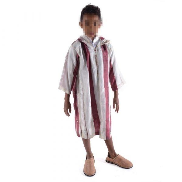 Djellaba Moroccan Celebrations - 100% Cotton - Child