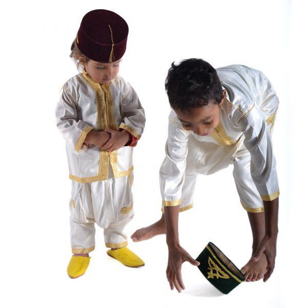 Moroccan Jabador Kids - 2 Pieces - Suit celebrations