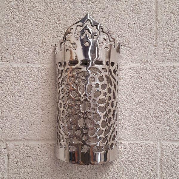 Arabic Aluminum Wall Sconce - Celosia Andalusi - CORONA Model