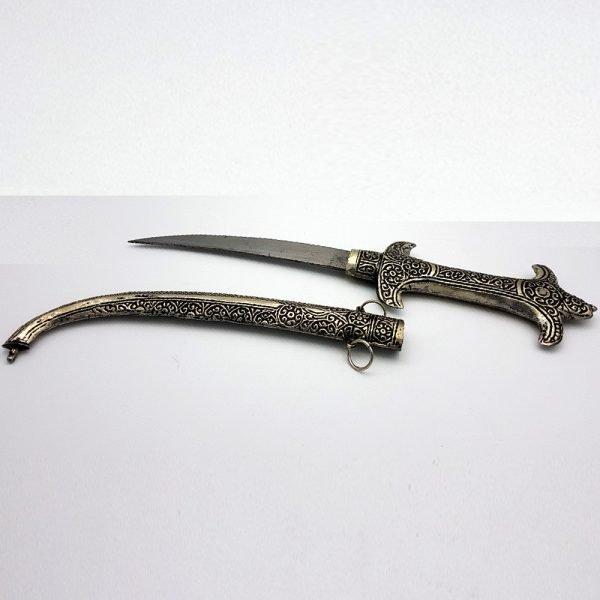 Arabic Dagger or Dagger - Decorative - Arabic Decoration - Model Sikkin
