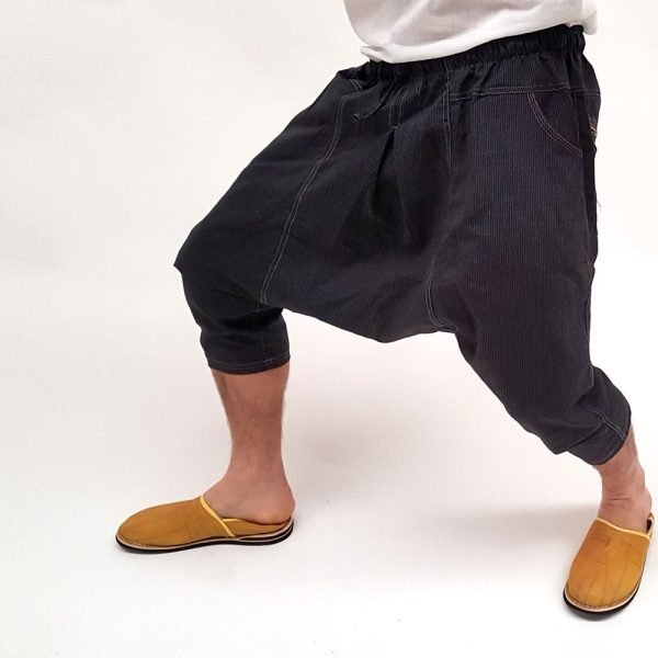 Arab Bombacho Trousers - Designer design Baqueros - Men - Model Galid