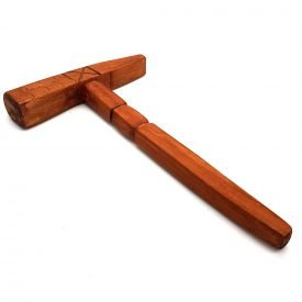 Hammer of Wood - 100% handmade - Model Mitraka