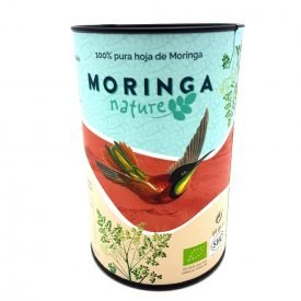 Moringa in Leaves Ecological - 100% Pure - 50 gr