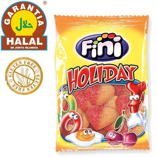 Hearts - Gluten Free and Halal Golosia - Bag of Chucherias 100 gr