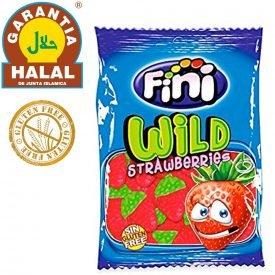 Strawberries - Gluten Free and Halal Golosia - Bag of Chucherias 100 gr