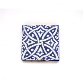 Andalusí tile - 10 cm - Artisan - Model 67