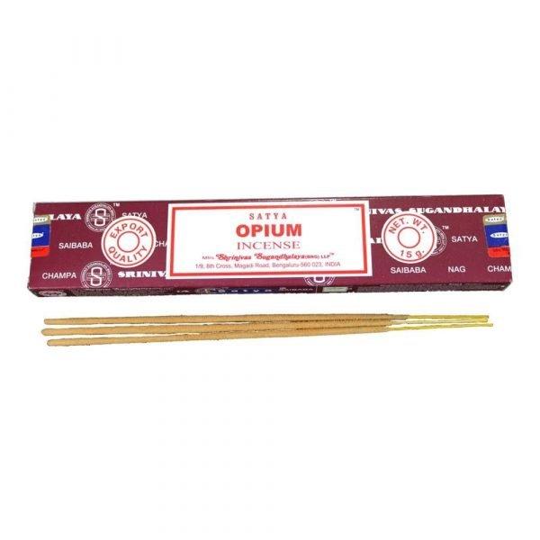 Opium incense - Satya - 15 gr