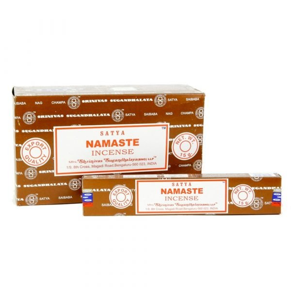 Incense Namaste SATYA - 15 gr