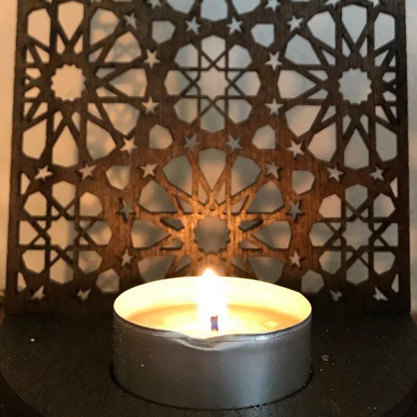 Candle Holder Latticework - Bab Fatima