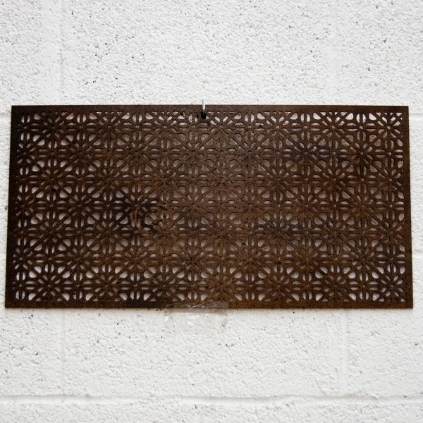 Wooden Lattice - Bahar Design - 60 x 30 cm
