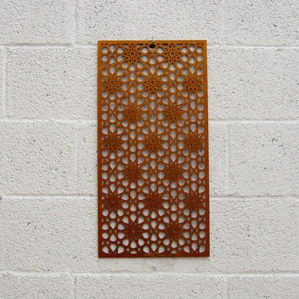 Wooden Lattice - Mekness Design - 60 x 30 cm
