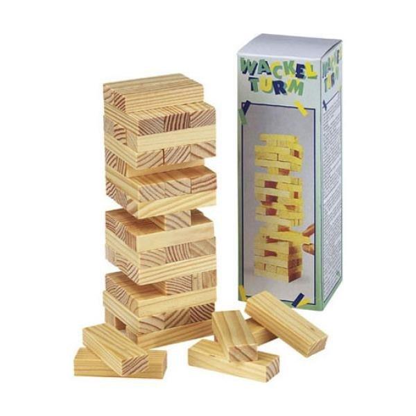 Jenga Tower - Ingenuity - Puzzle -15 cm