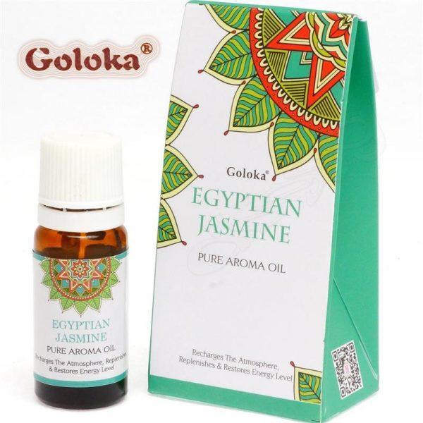 Essential Oil - Egyptian Jasmine - Goloka