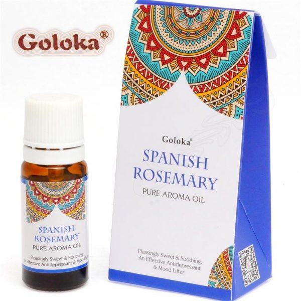 Essential Oil - Spanish Rosemary - Goloka
