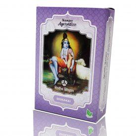 Shikakai Powder - Ayurvedic Shampoo - 100 gr